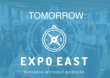 Tomorrow: Expo East 2018